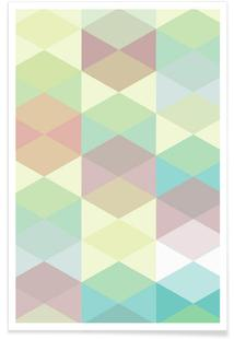 Melitta Pastell Geometrik