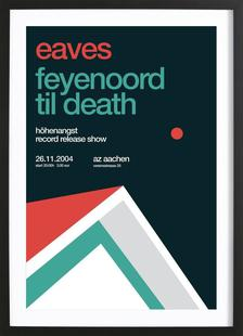 Eaves - Record Release Show