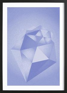 Crystals Blue