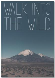 Walk into the Wild