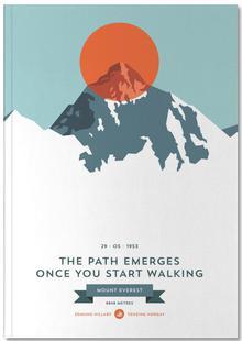 Mount Everest Orange