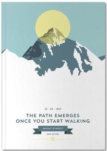 Mount Everest Yellow