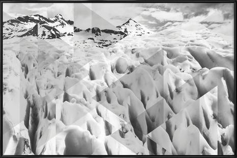 Scattered 2 Perito Moreno BW