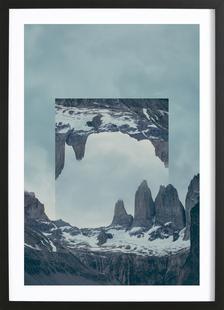 Mirrored 2 Torres del Paine