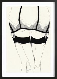 Leg Sketch One