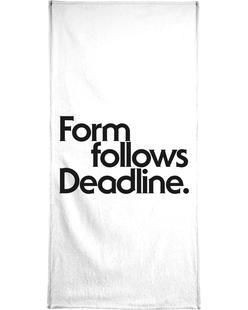 Deadline White