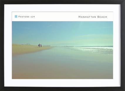 Manhattan Beach Pantone 629