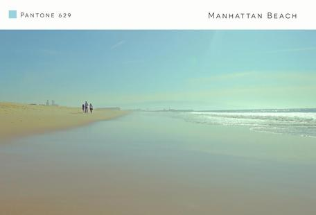 Manhattan Beach Pantone 629