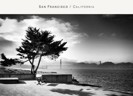 San Fransisco B&W
