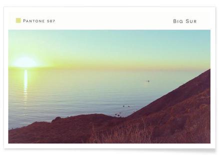 Big Sur Pantone 587