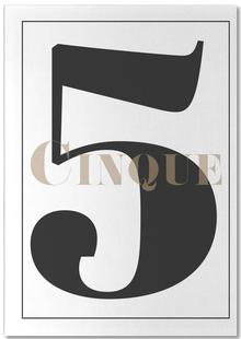 Numero 5
