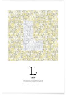 L - Lettrism