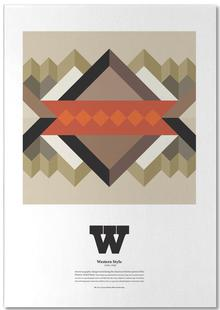 W - Western Style