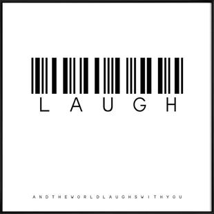 Barcode LAUGH