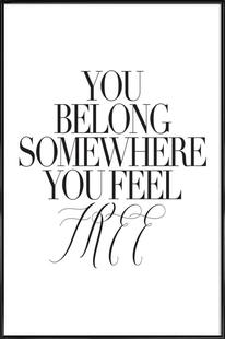 You Belong Somewhere