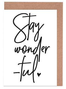 Stay Wonderful