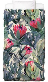 Painted Protea Pattern