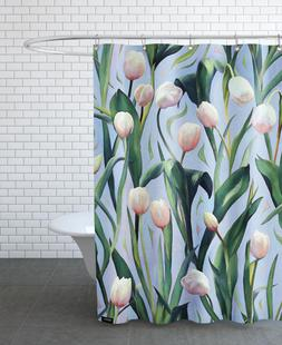 Waiting On The Blooming – Tulip Pattern