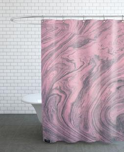 Pink Marbled Texture