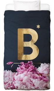 Flower Alphabet B