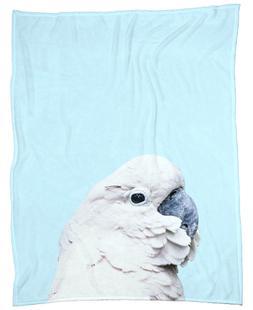 Blue Cockatoo