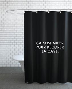 Ça sera super pour décorer la cave - Black