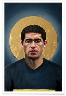 Football Icon - Juan Roman Riquelme