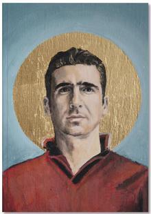 Football Icon - Eric Cantona