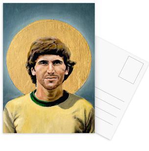 Football Icon - Zico