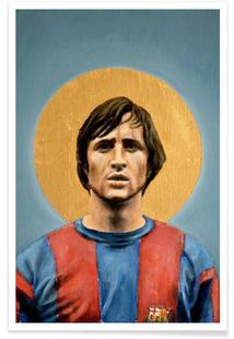 Football Icon - Johan Cruyff