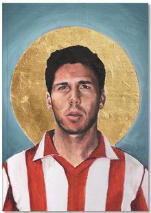 Football Icon - Diego Simeone