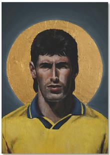 Football Icon - Andres Escobar
