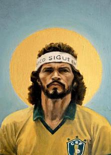 Football Icon - Sócrates