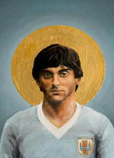 Football Icon - Enzo Francescoli