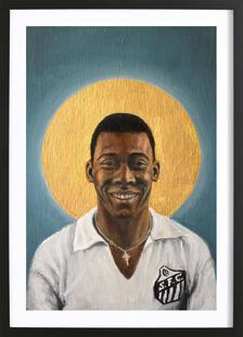 Football Icon - Pelé