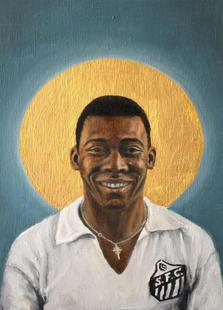 Football Icon - Pelé