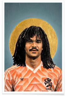 Football Icon - Ruud Gullit