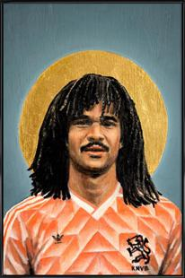 Football Icon - Ruud Gullit