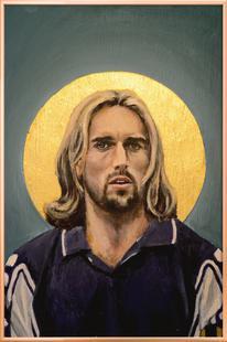 Football Icon - Gabriel Omar Batistuta