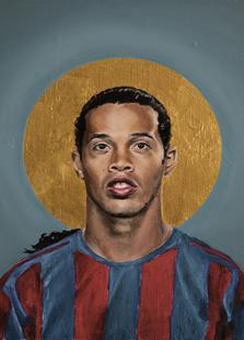 Football Icon - Ronaldinho