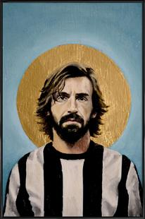 Football Icon - Andrea Pirlo
