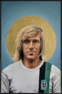 Football Icon - Günter Netzer