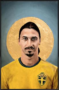 Football Icon - Zlatan Ibrahimovic