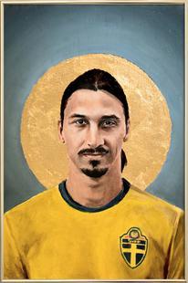 Football Icon - Zlatan Ibrahimovic
