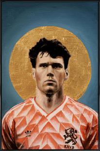 Football Icon - Marco van Basten