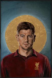 Football Icon - Steven Gerrard