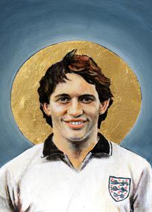 Football Icon - Gary Lineker