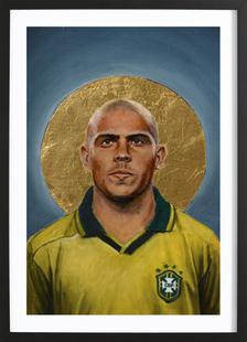 Football Icon - Ronaldo