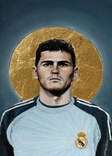 Football Icon - Iker Casillas