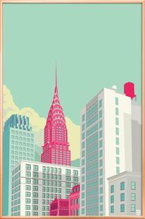 Park Avenue New York City